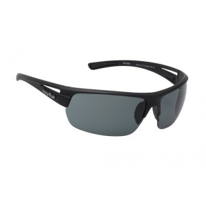 Ugly Fish Mirage PC7330 Sports Polarised Sunglasses - Matt Black Frame/Smoke Lens
